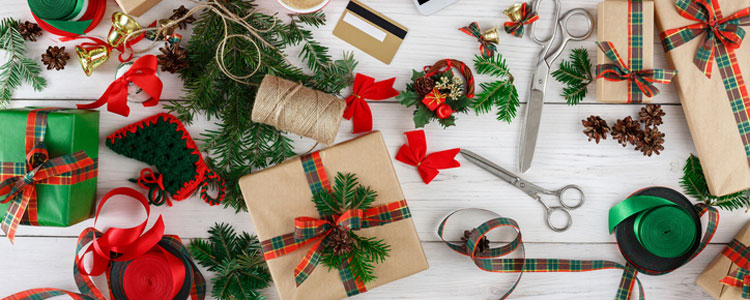 How to Green Up Gift Wrapping